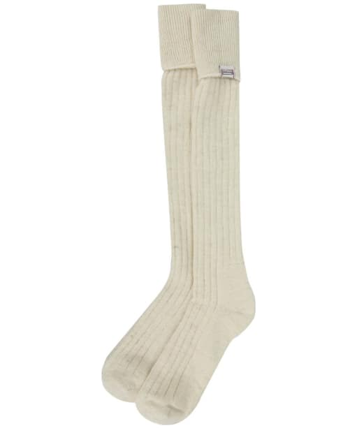 Dubarry Alpaca Socks - Cream