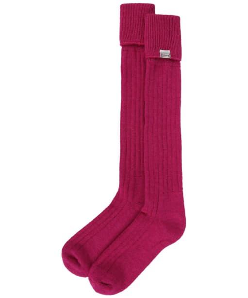 Dubarry Alpaca Socks - Pink