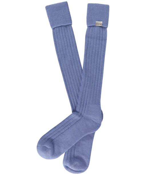 Dubarry Alpaca Socks - Sky
