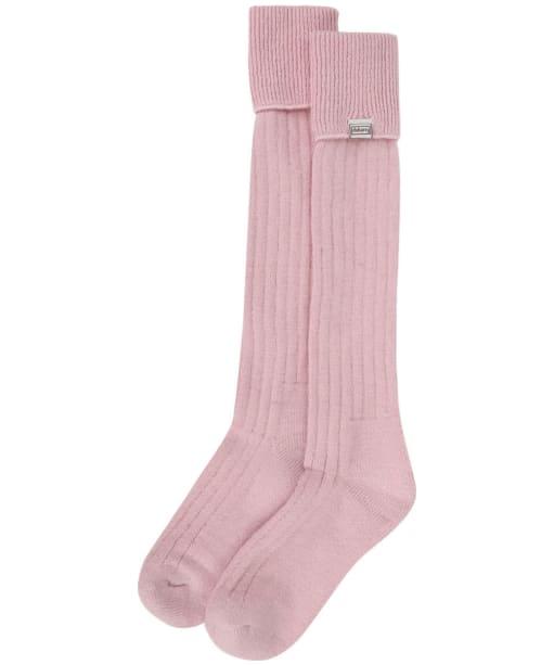 Dubarry Alpaca Socks - Baby Pink