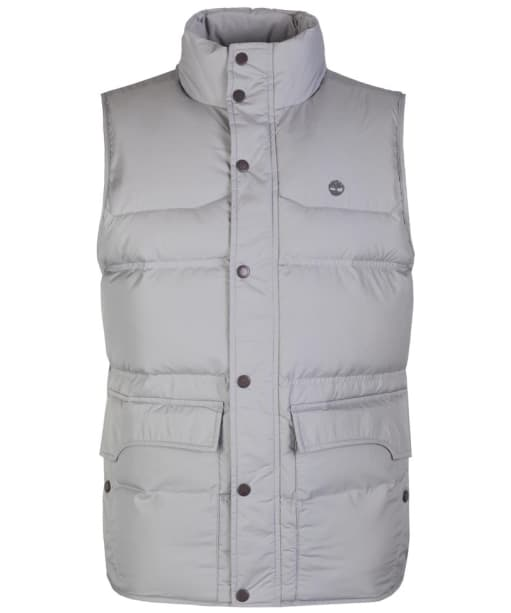 Men's Timberland Goose Eye Mountain Gilet - Alloy