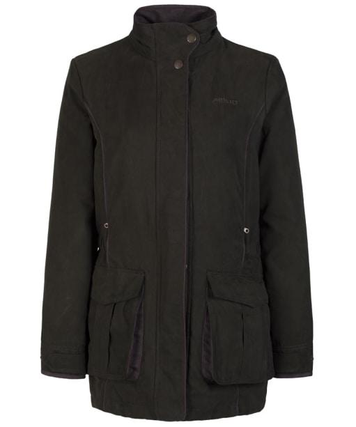 Women's Musto Whisper Waterproof Jacket - Dark Moss