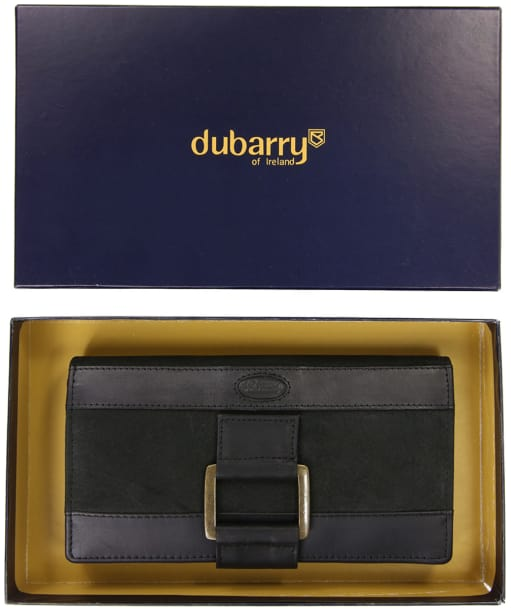 Women's Dubarry Dunbrody Leather Purse - Black