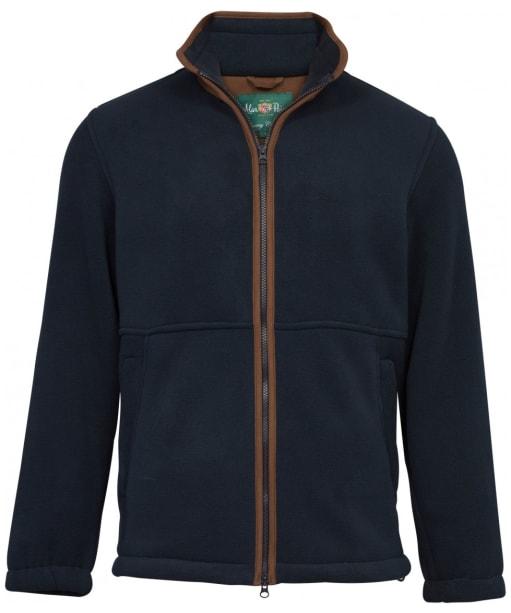 Men's Alan Paine Aylsham Fleece Jacket - Dark Navy