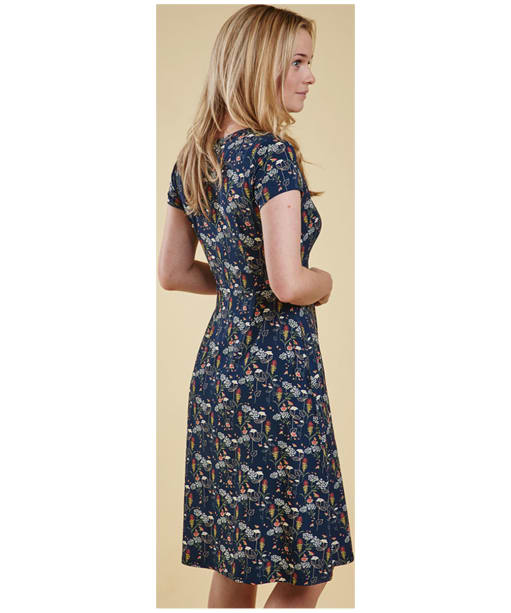 Women's Barbour Wytherstone Dress - Navy