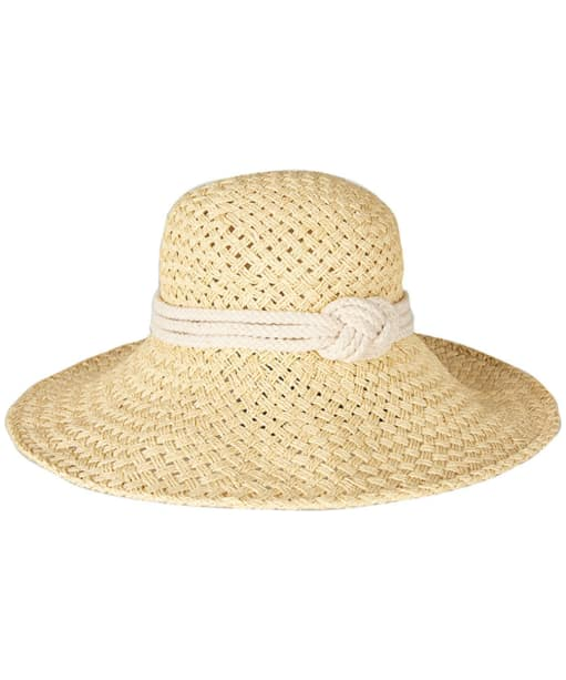 Women's Barbour Sealand Straw Hat - Natural