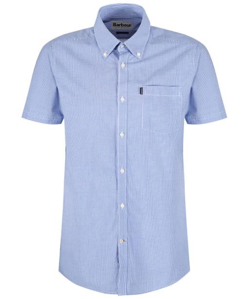 Men's Barbour Triston Shirt - Aqua