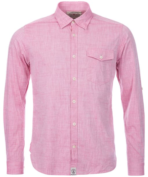 Men's Barbour Nep Shirt - Red