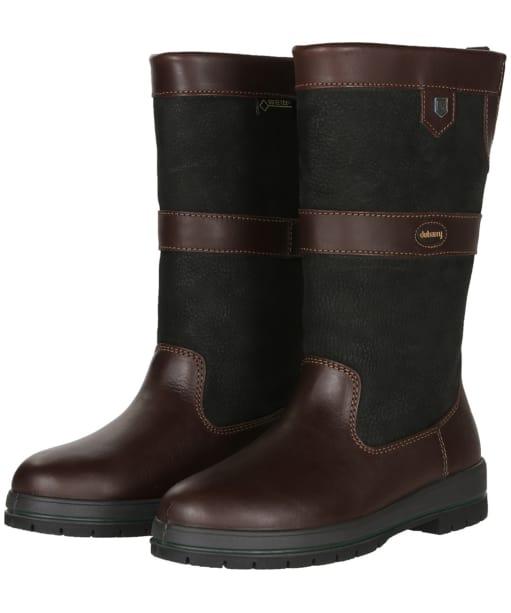 Dubarry Kildare Boots - Black / Brown