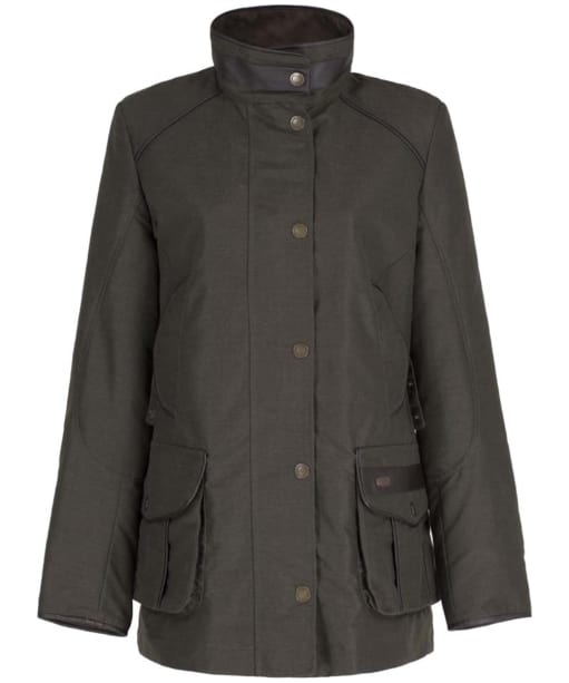 Women's Dubarry Leslie Jacket - Dark Olive