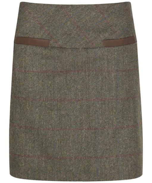 Women's Dubarry Clover Mini Skirt - Moss