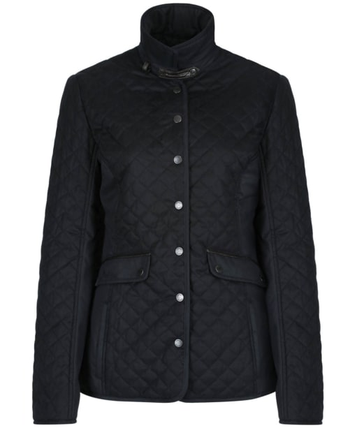 Women's Dubarry Shaw Quilted Jacket - Navy