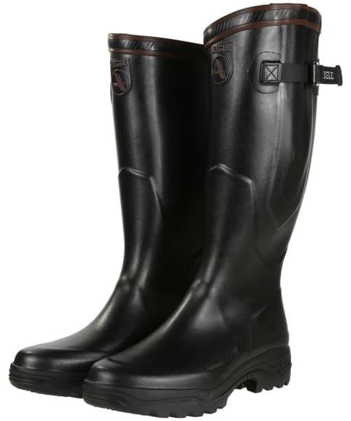 Aigle Parcours 2 Vario Wellington Boots - Black
