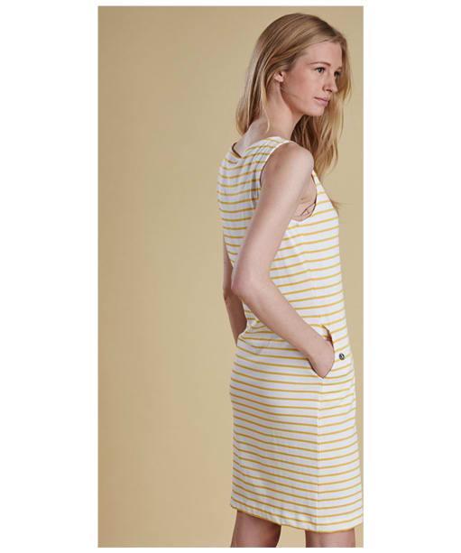 Women's Barbour Dalmore Dress - Yellow