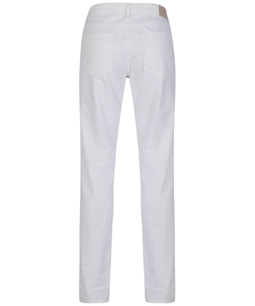 Women's GANT Slim Denim Jeans - White