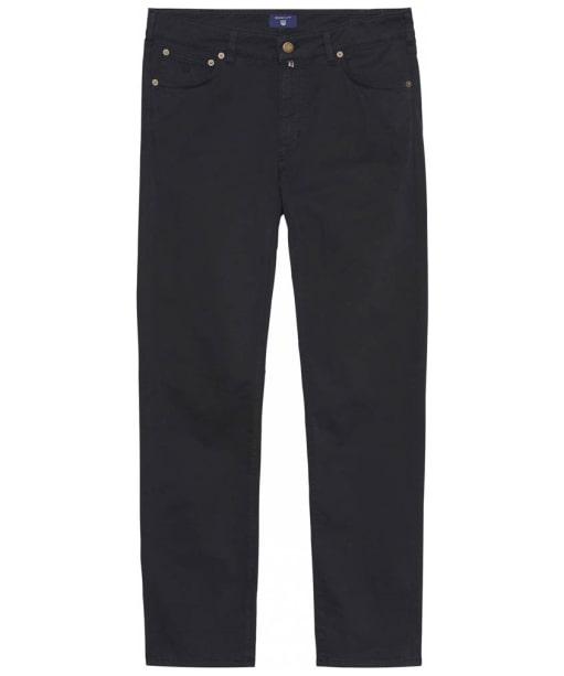 Men's GANT Micro Twill Jeans - Navy