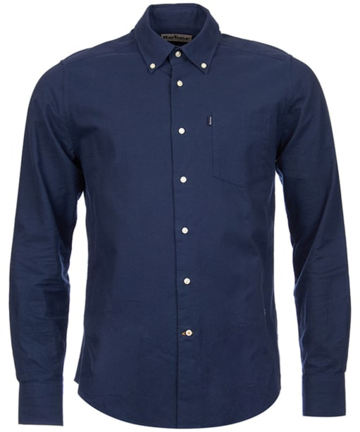Men's Barbour Stanley Tailored Fit Shirt - Navy