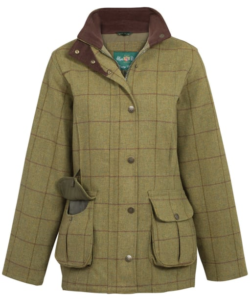 Women's Alan Paine Rutland Field Coat - Lichen