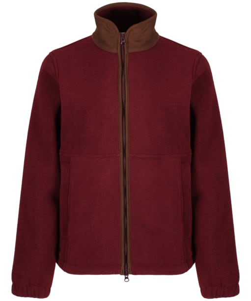 Women's Alan Paine Aylsham Fleece - Bordeaux