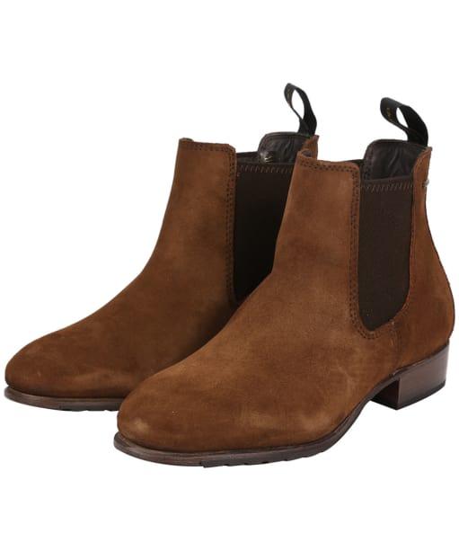 Women's Dubarry Cork Boots - Russet