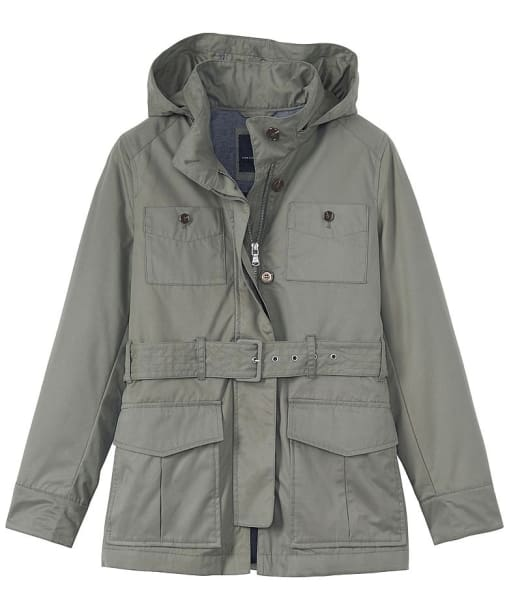 Women's Crew Clothing Field Jacket - Soft Khaki