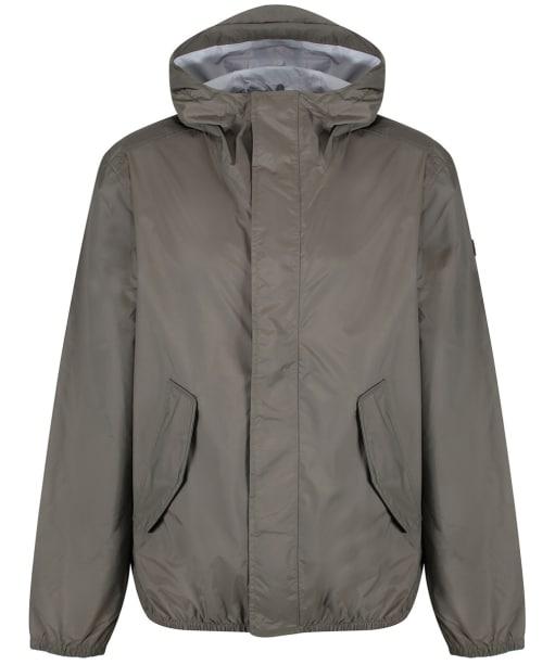 Men's Aigle Travelpack Raincoat - Ecorce