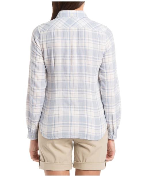 Women's Aigle Fieldsand Check Shirt - Onde Check