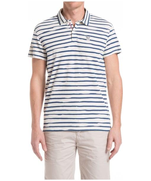 Men's Aigle Renn Polo Shirt - Jasmin Print