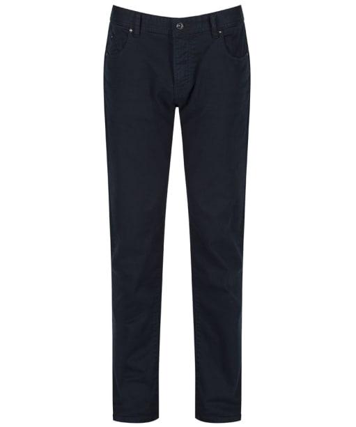 Men's Barbour International Tornado Regular Jeans - Black