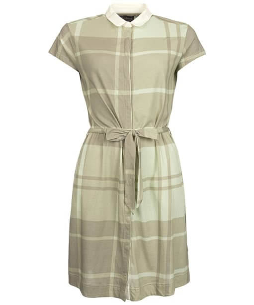 Women's Barbour Ewan Dress - Laurel Green