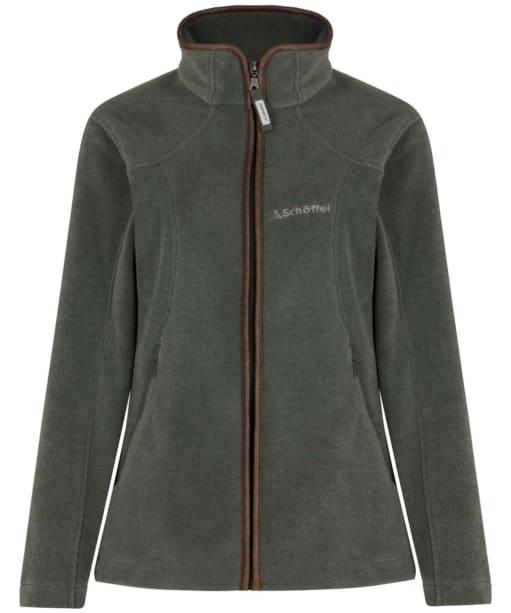 Women's Schoffel Burley Fleece Jacket - Fern