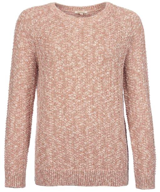 Women's Barbour Bowline Knit Sweater - Marigold