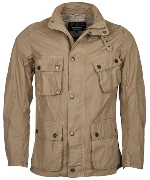 Men's Barbour Smokey Tailored Jacket - Stone