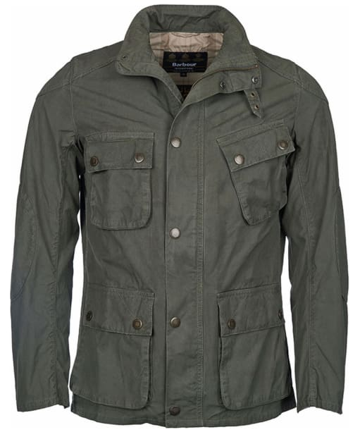 Men's Barbour Smokey Tailored Jacket  - Forest