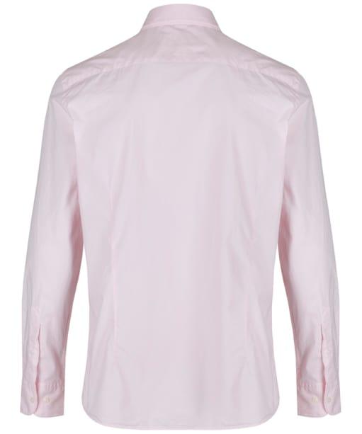 Men's Hackett Dyed Pop Slim Shirt - Light Pink