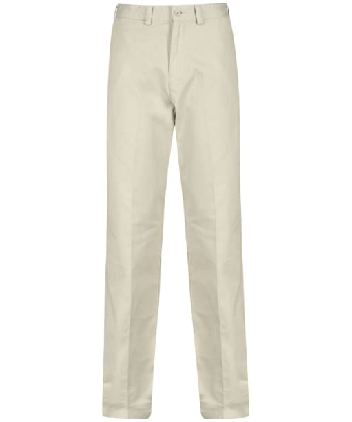 R.M. Williams Flat Fronted Trousers - Bone