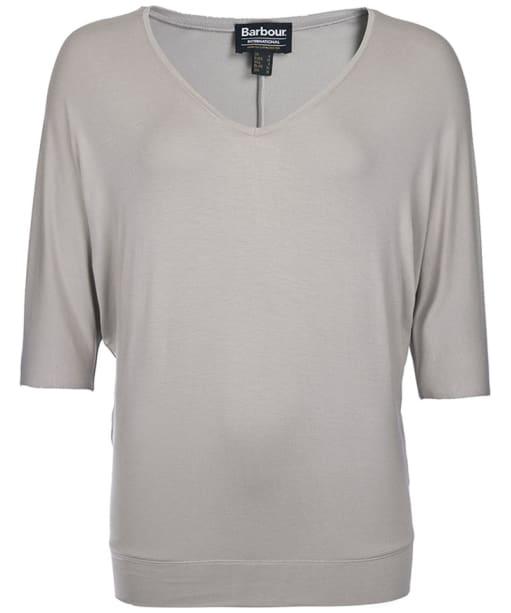 Women's Barbour International Kleeton Top - Opal Grey