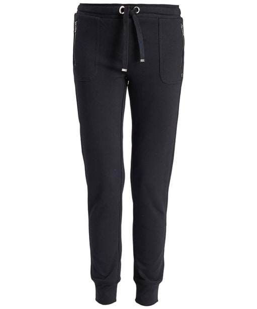 Women's Barbour International Fandor Joggers - Black