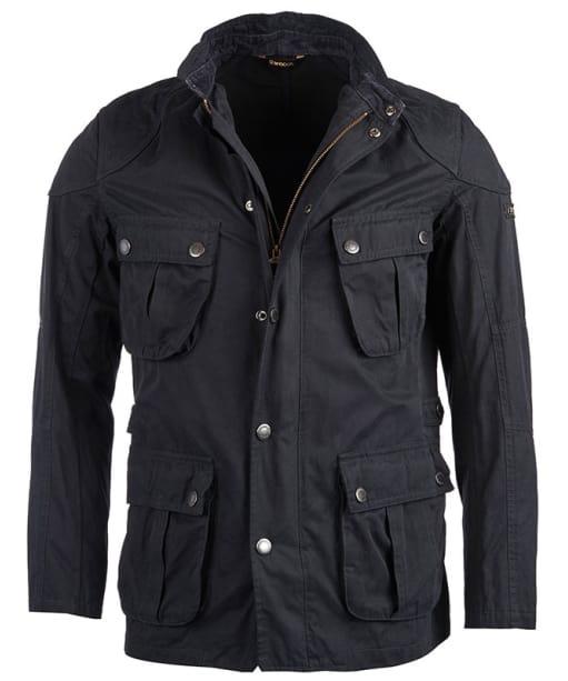 Men's Barbour International Lockseam Casual Jacket - Navy