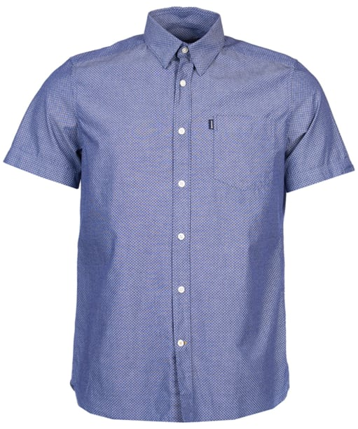 Men's Barbour Elsdon Shirt - Indigo
