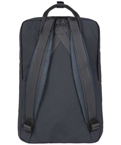 "Fjallraven Kanken Laptop 15"" Bag - Graphite"