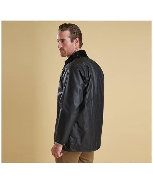 Barbour Beaufort Jacket -Black