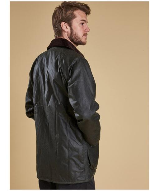 Barbour Beaufort Jacket -Sage