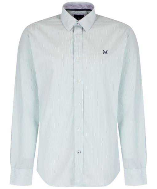Men's Crew Clothing Cranborne Classic Shirt - Spring Green