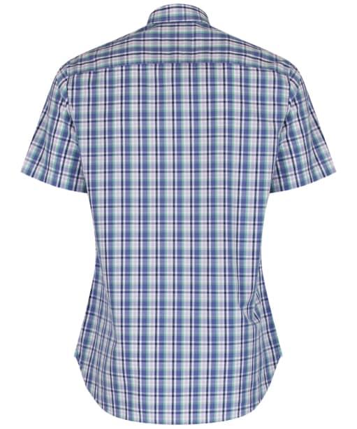 Men's Crew Clothing Lingfield Shirt - Dark  Cornflower
