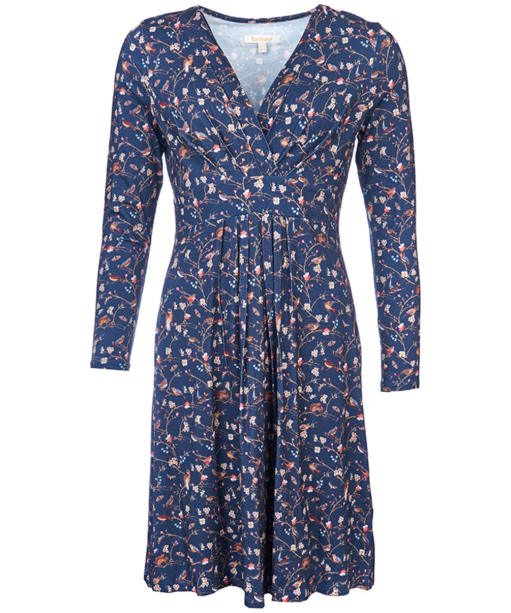 Women's Barbour Rivington Dress - Navy