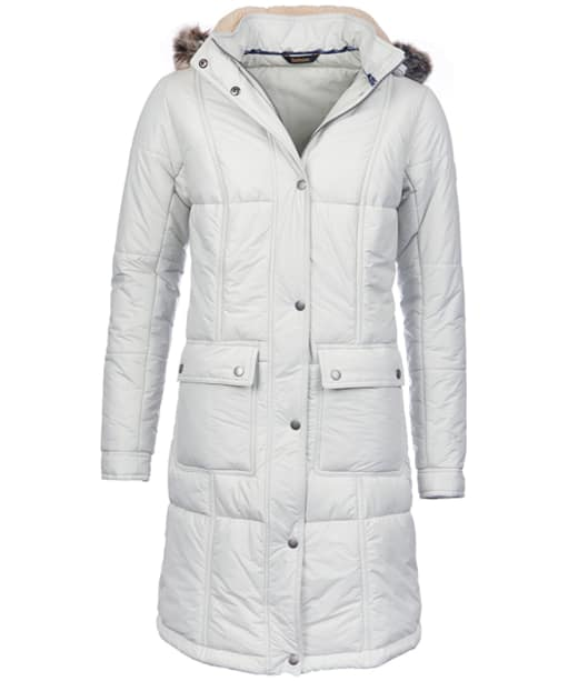 Women's Barbour Icefield Quilted Jacket - Glazier