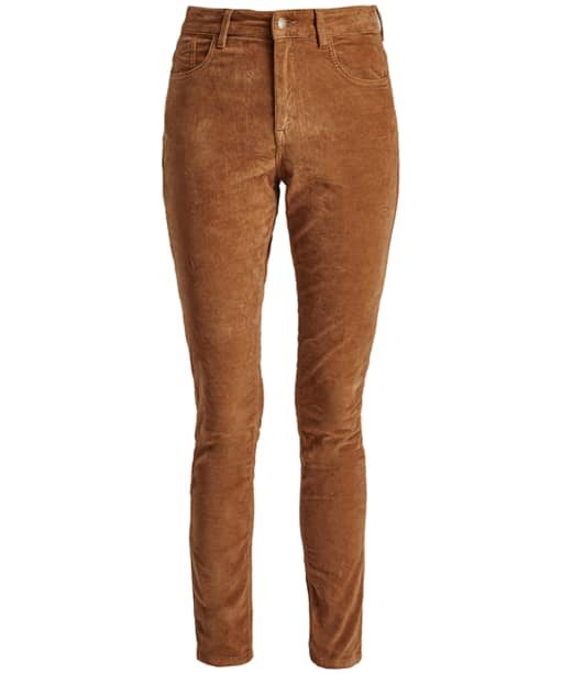 Women's Barbour Darwen Trousers - Sandstone
