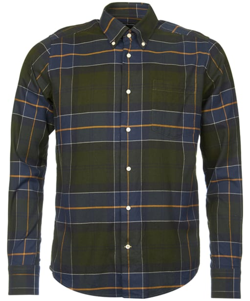 Men's Barbour Lustleigh Shirt - Forest Check