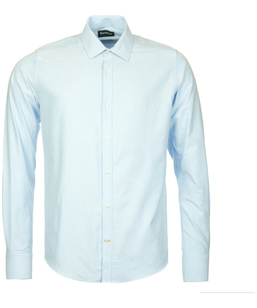 Men's Barbour Avoch Shirt - Sky Blue